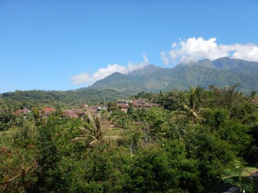 suasana desa sekitar Petungsewu Adventure