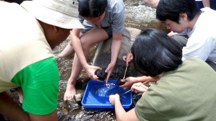 Service Learning by Ma Chung University