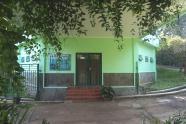 Balai pertemuan Kijang tampak dari depan