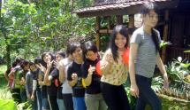 Fun Outbound Mahasiswa FE UB