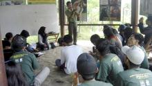 Pelatihan Konservasi Alam dan Satwa Liar (PEKA-SL) 2012