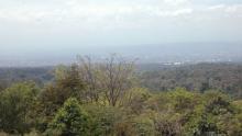 Pemandangan sekitar P-WEC