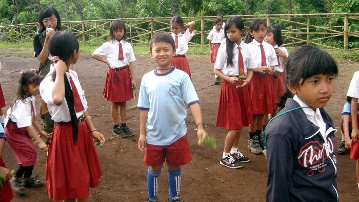 Nature Education for Village Schools
