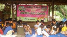 P-WEC's Education Program for Villages by the Forests
