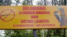 Promotion of Village's Wildlife Hunting Ban