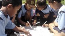 Program guru bantu di sekolah desa